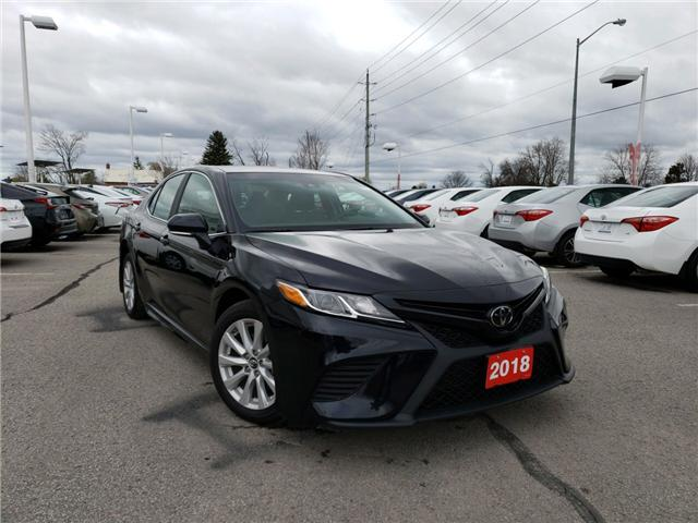 2018 Toyota Camry SE (Stk: P1796) in Whitchurch-Stouffville - Image 4 of 15
