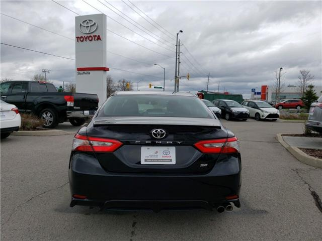 2018 Toyota Camry SE (Stk: P1796) in Whitchurch-Stouffville - Image 5 of 15