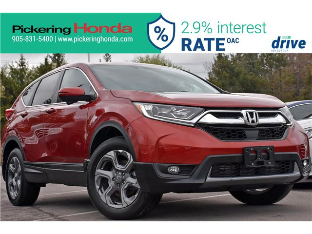 2018 Honda CR-V EX (Stk: P4864) in Pickering - Image 1 of 33