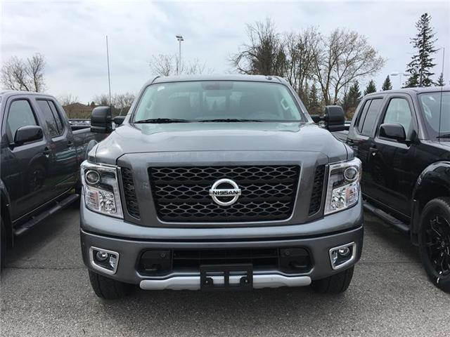 2019 Nissan Titan PRO-4X (Stk: RY19N001) in Richmond Hill - Image 1 of 5