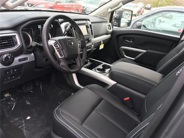 2019 Nissan Titan PRO-4X (Stk: RY19N001) in Richmond Hill - Image 2 of 5