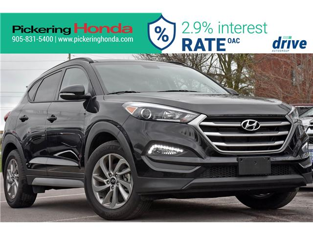 2018 Hyundai Tucson SE 2.0L (Stk: PR1132) in Pickering - Image 1 of 33
