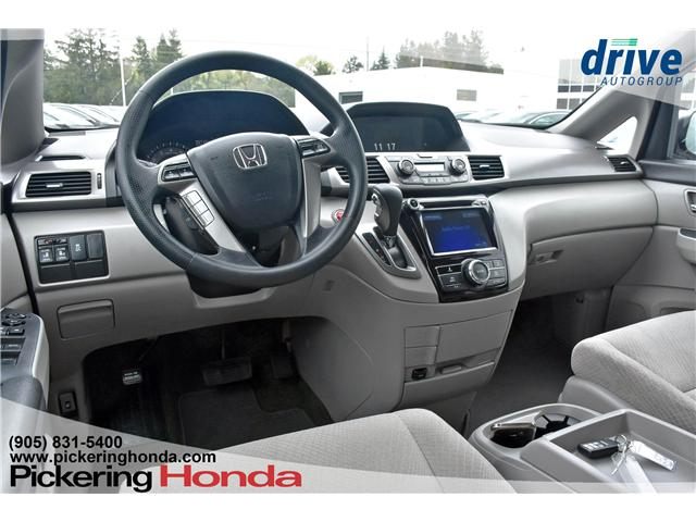 2016 Honda Odyssey EX (Stk: P4821) in Pickering - Image 2 of 34
