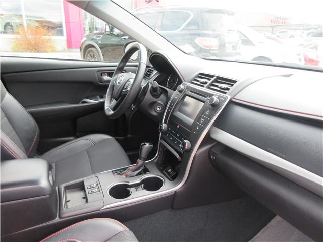 2017 Toyota Camry SE (Stk: 8824) in Okotoks - Image 2 of 22