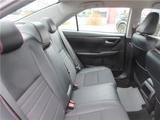 2017 Toyota Camry SE (Stk: 8824) in Okotoks - Image 12 of 22