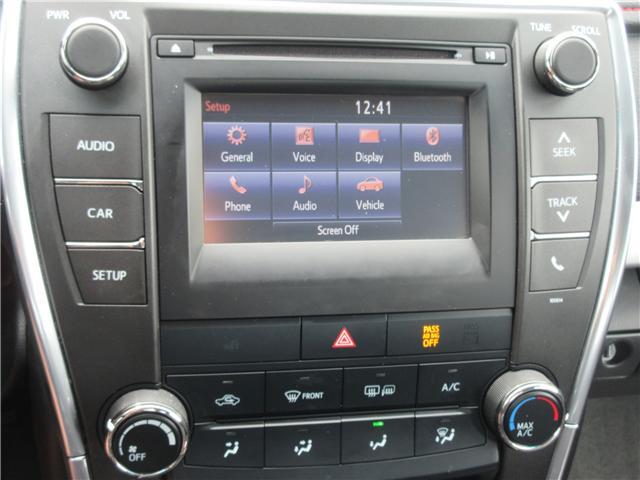 2017 Toyota Camry SE (Stk: 8824) in Okotoks - Image 6 of 22
