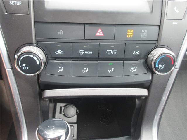 2017 Toyota Camry SE (Stk: 8824) in Okotoks - Image 7 of 22