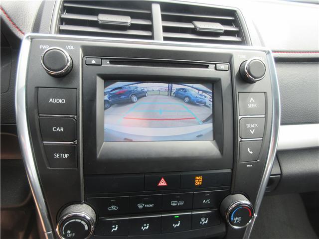 2017 Toyota Camry SE (Stk: 8824) in Okotoks - Image 3 of 22