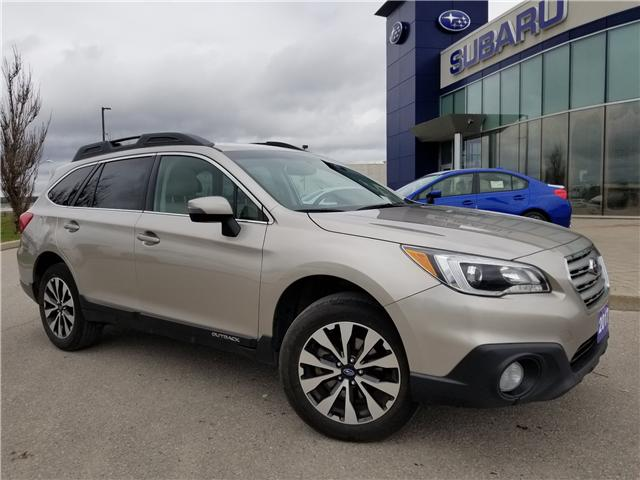 2017 Subaru Outback 2.5i Limited (Stk: 19SB407A) in Innisfil - Image 1 of 15