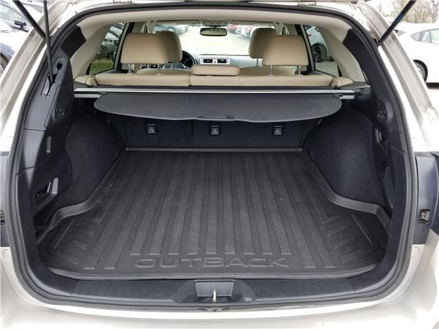 2017 Subaru Outback 2.5i Limited (Stk: 19SB407A) in Innisfil - Image 9 of 15