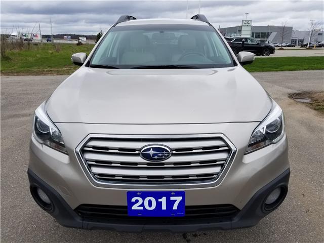 2017 Subaru Outback 2.5i Limited (Stk: 19SB407A) in Innisfil - Image 3 of 15
