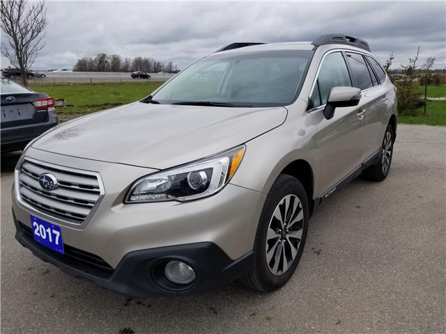 2017 Subaru Outback 2.5i Limited (Stk: 19SB407A) in Innisfil - Image 2 of 15