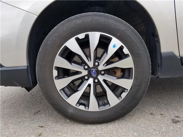 2017 Subaru Outback 2.5i Limited (Stk: 19SB407A) in Innisfil - Image 8 of 15