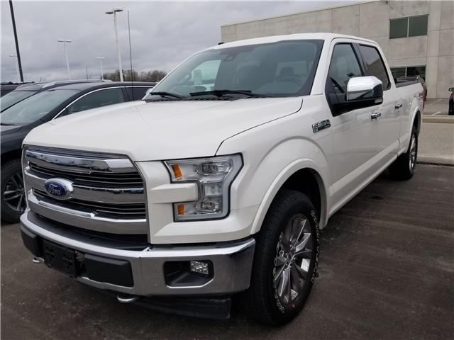 2017 Ford F-150 Lariat (Stk: 19SB461A) in Innisfil - Image 3 of 7