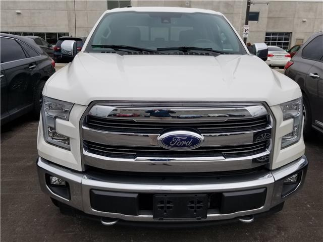 2017 Ford F-150 Lariat (Stk: 19SB461A) in Innisfil - Image 2 of 7