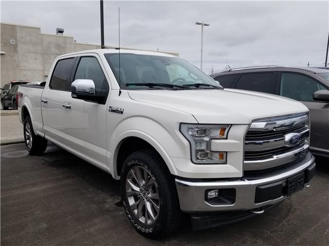 2017 Ford F-150 Lariat (Stk: 19SB461A) in Innisfil - Image 1 of 7