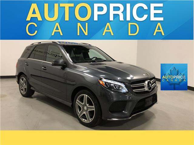 2016 Mercedes-Benz GLE-Class Base (Stk: W0319) in Mississauga - Image 1 of 29