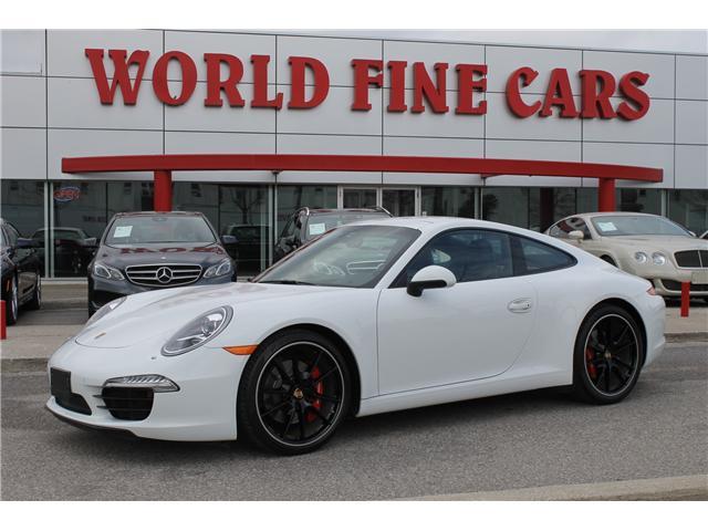 2013 Porsche 911 Carrera S (Stk: 16799) in Toronto - Image 1 of 26