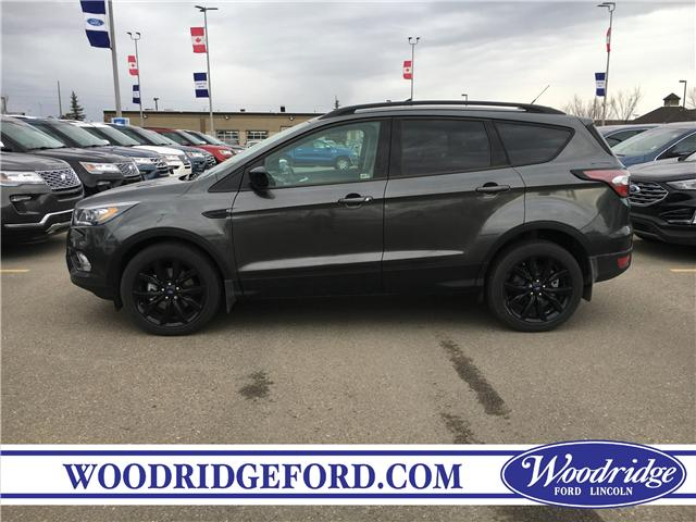 2018 Ford Escape SE (Stk: J-1630) in Calgary - Image 2 of 5
