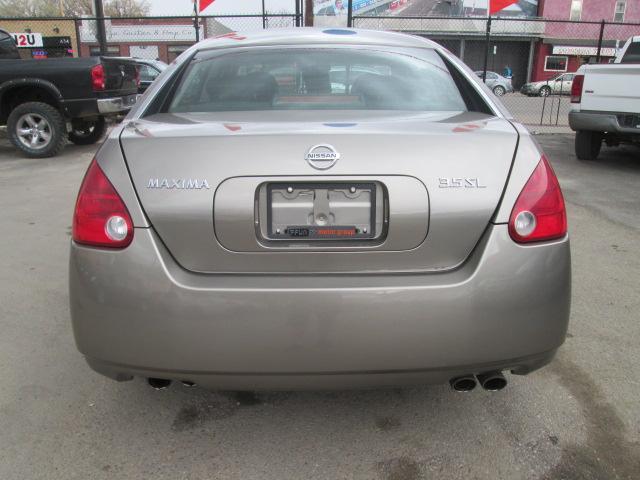 2005 Nissan Maxima SE (Stk: bt615) in Saskatoon - Image 4 of 19
