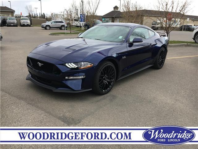 2019 Ford Mustang GT Premium (Stk: K-1047) in Calgary - Image 1 of 5