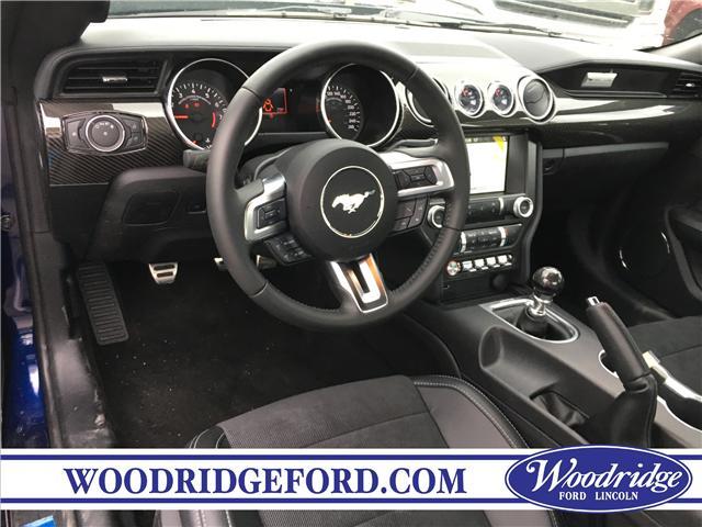 2019 Ford Mustang GT Premium (Stk: K-1047) in Calgary - Image 4 of 5