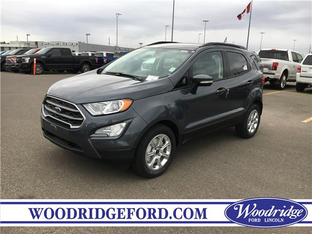 2019 Ford EcoSport SE (Stk: K-1083) in Calgary - Image 1 of 5