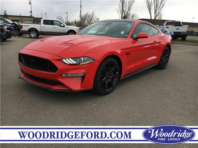 2019 Ford Mustang GT (Stk: K-1127) in Calgary - Image 1 of 5