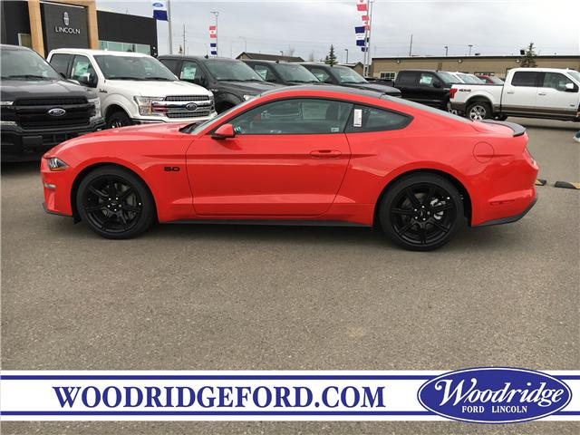 2019 Ford Mustang GT (Stk: K-1127) in Calgary - Image 2 of 5