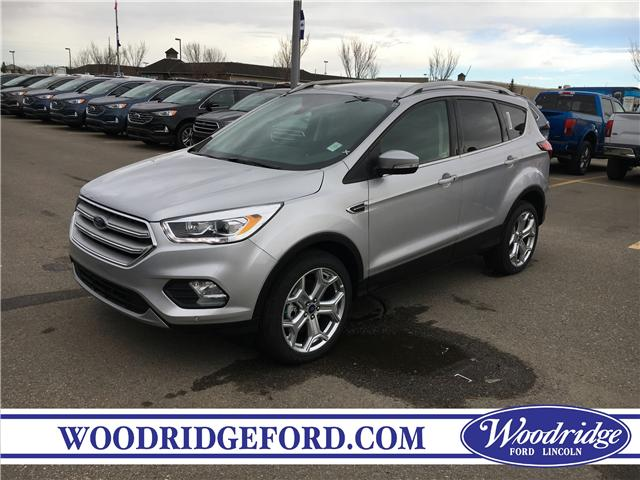 2019 Ford Escape Titanium (Stk: K-1230) in Calgary - Image 1 of 5