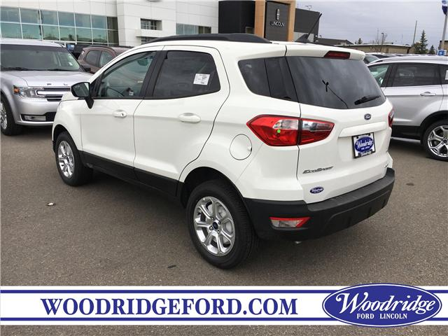 2019 Ford EcoSport SE (Stk: K-1587) in Calgary - Image 3 of 6
