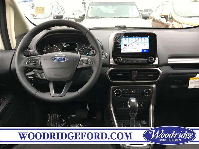 2019 Ford EcoSport SE (Stk: K-1587) in Calgary - Image 4 of 6