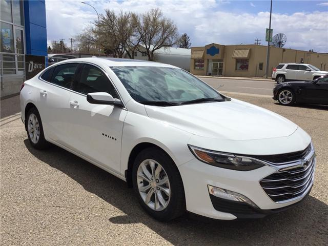 2019 Chevrolet Malibu LT (Stk: 202583) in Brooks - Image 1 of 22