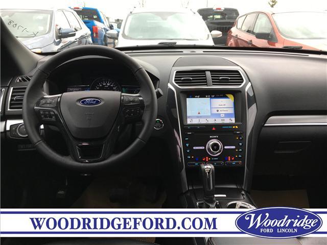 2019 Ford Explorer Sport (Stk: K-1708) in Calgary - Image 4 of 5
