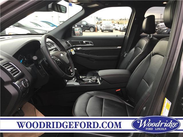 2019 Ford Explorer Sport (Stk: K-1708) in Calgary - Image 5 of 5