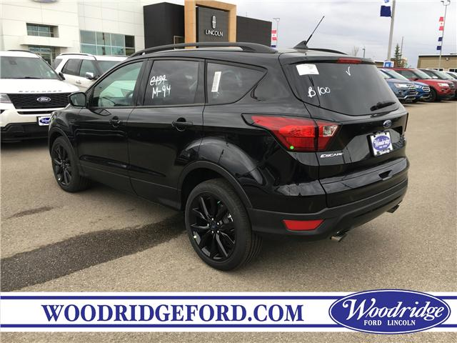 2019 Ford Escape SE (Stk: K-1724) in Calgary - Image 3 of 5