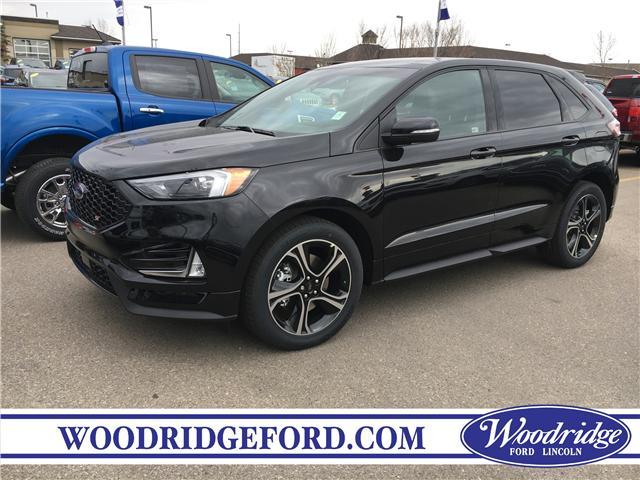 2019 Ford Edge ST (Stk: K-1911) in Calgary - Image 1 of 5