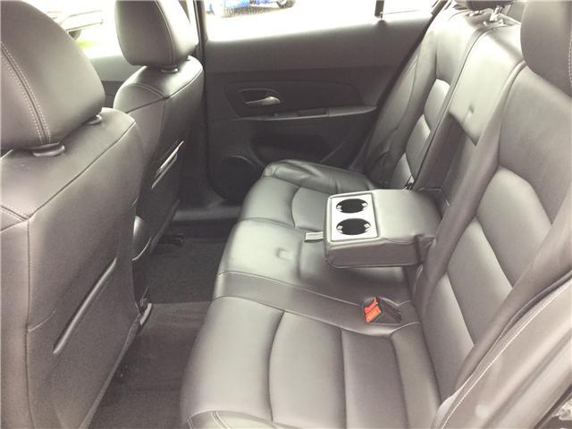 2014 Chevrolet Cruze 2LT (Stk: 7679H) in Markham - Image 16 of 19