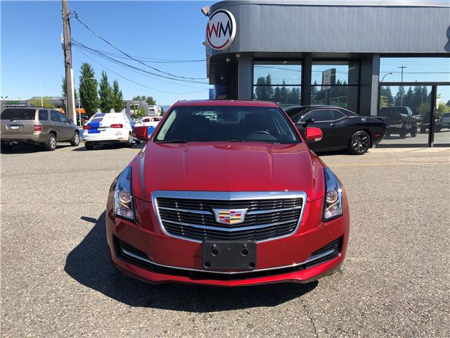 2016 Cadillac ATS 2.0L Turbo Luxury Collection (Stk: 16-157752) in Abbotsford - Image 2 of 14