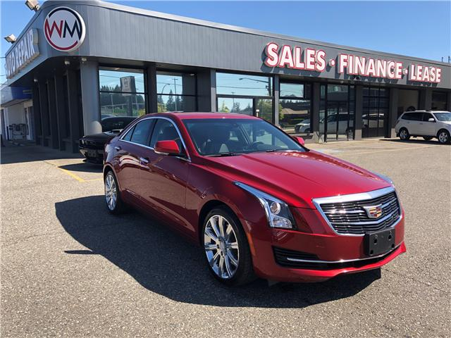 2016 Cadillac ATS 2.0L Turbo Luxury Collection (Stk: 16-157752) in Abbotsford - Image 1 of 14