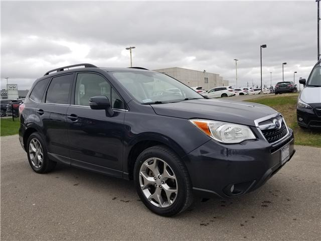 2015 Subaru Forester 2.5i Limited Package (Stk: SUB1430) in Innisfil - Image 11 of 20