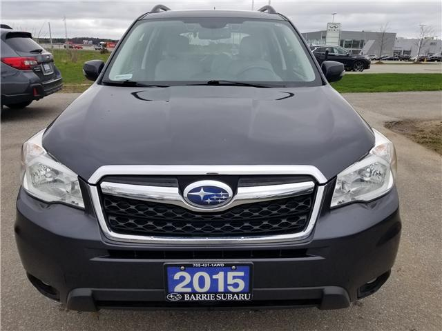 2015 Subaru Forester 2.5i Limited Package (Stk: SUB1430) in Innisfil - Image 3 of 20