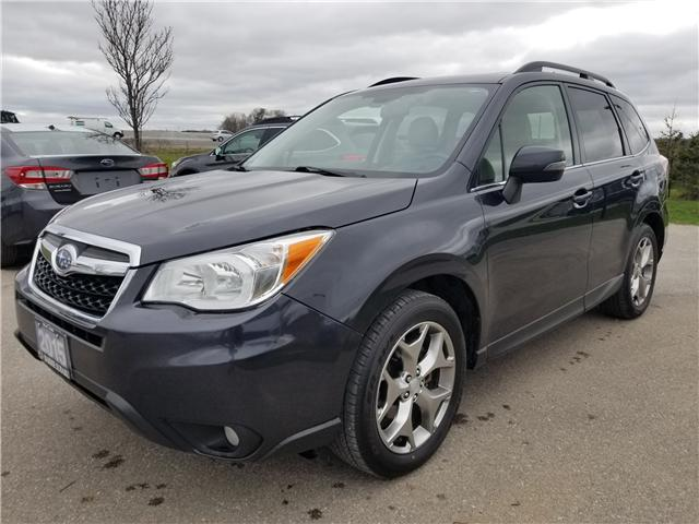 2015 Subaru Forester 2.5i Limited Package (Stk: SUB1430) in Innisfil - Image 4 of 20