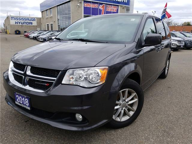 2018 Dodge Grand Caravan CVP/SXT (Stk: OP10298) in Mississauga - Image 1 of 16