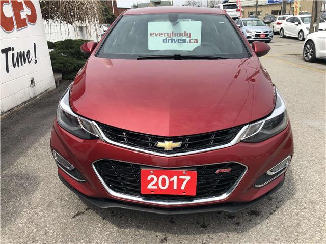 2017 Chevrolet Cruze Hatch Premier Auto (Stk: 19-306A) in Oshawa - Image 2 of 15