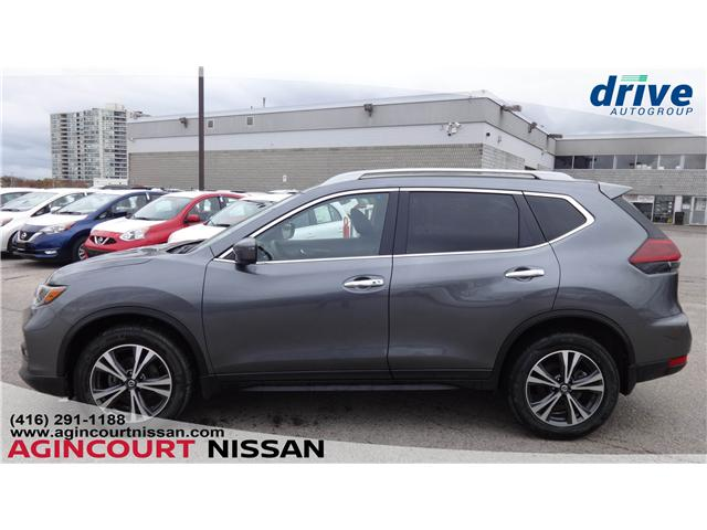 2019 Nissan Rogue SV (Stk: U12505R) in Scarborough - Image 2 of 25