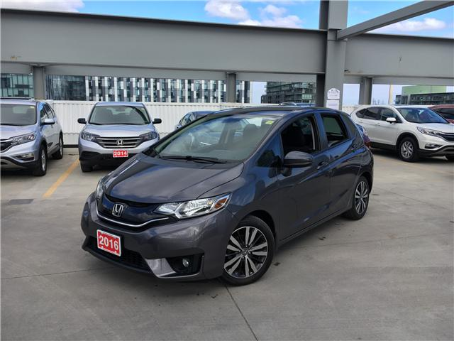 2015 Honda Fit EX (Stk: HP3243) in Toronto - Image 1 of 21