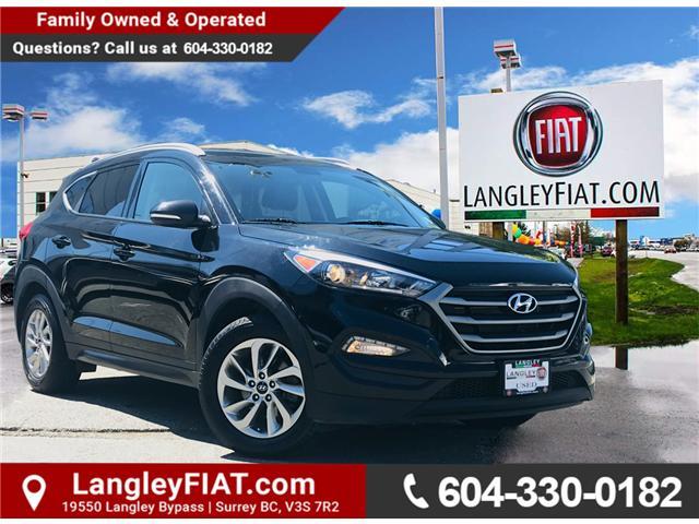 2016 Hyundai Tucson Premium (Stk: LF010370) in Surrey - Image 1 of 1