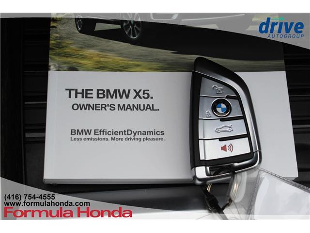 2016 BMW X5 xDrive35i (Stk: B10982A) in Scarborough - Image 31 of 31