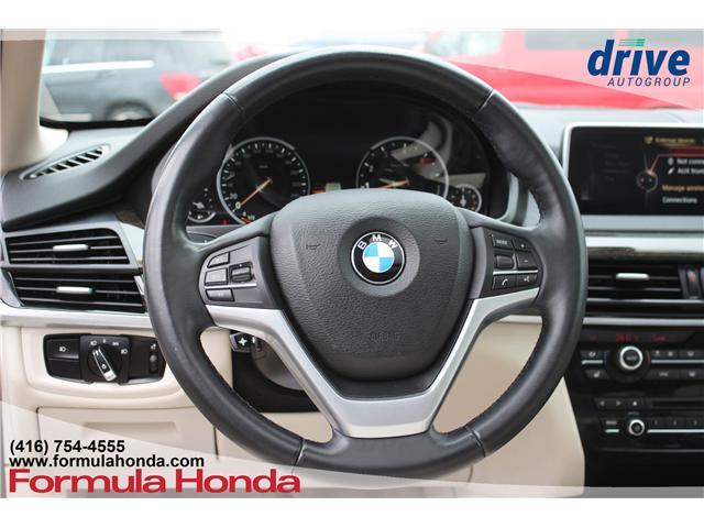 2016 BMW X5 xDrive35i (Stk: B10982A) in Scarborough - Image 12 of 31